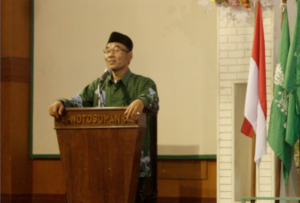 KH Ahmad Ulinnuha Media